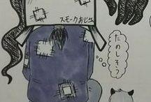 under the world キャラクター