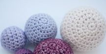 crochet and knit things