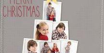 Kerstkaarten / Ideeën om mooie kerstkaarten te maken. Je kan ze ook navragen bij Flash Hoogstraten