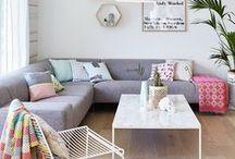 Un hogar a tu medida / Las mejores referencias de decoración para ayudarte a construir un hogar acogedor y con estilo.