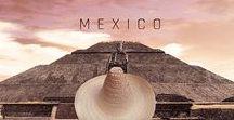 Viva México / En este tablero vas a encontrar recomendaciones de restaurantes mexicanos y lugares para conocer en México