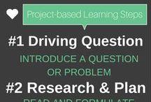 Project  Based Learning / Pins about Project Based Learning and Problem Based Learning (PBL)