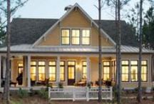 Home Ideas and Inspirations / by Monica Myers