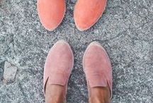 Shoes / Vans, Toms, Air Walk, Converse, all my favorite shoe brands :))