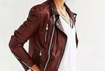 Leather Jackets / Leather jackets are my absolute favorite