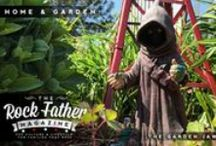 Gardening / Gardening projects for the whole family - kids and grownups alike! / by The Rock Father
