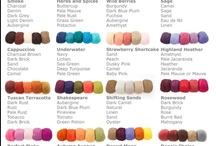 Color fact / o kolorach