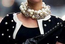 Fashion ~ Chanel / Gabrielle Bonheur Chanel, French Designer, 1883-1971