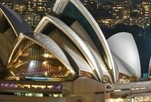 Travel ~ Australia & New Zealand