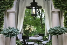 Outdoor Living Spaces / by Candace VandenBerg