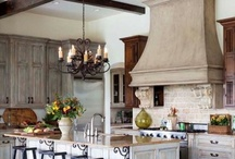 Kitchens / DIY projects and dream rooms / by Candace VandenBerg
