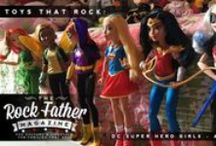 Toys & Games / The best in coverage for the latest and hottest toys and games. Action figures, dolls, you name it! / by The Rock Father
