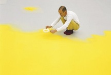 wunder yellow / by Alfred Drago Rens