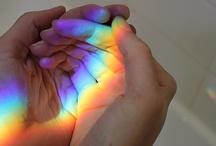 Rainbow Color Splash / by Souzana Tsismenaki