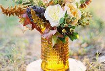 flowers composition & arrangement