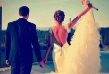 Weddings! A girl can only dream.... / by Ana DLT