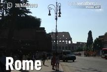 One year in Rome, a pic blog