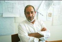 ALVARO SIZA  VIEIRA,  Architect / [Portugal] Architecture Prize Laureate 1992