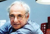 FRANK GEHRY, Architect                                                                                                                                                      / [Canada] Architecture Prize Laureate 1989 / by Zoi Grevia