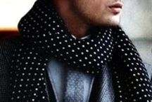 Fashion ~ for Men / Fashion, accessories, and style trends for the man. / by Bev Murphy