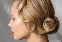 Hairstyles and Hats / Braids, Buns, and Blowouts. All the hair inspiration for our photo shoots.