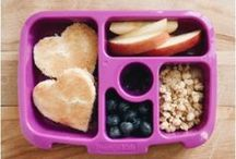 Lunchbox Ideas / Ideas for your child's lunch.