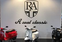 Royal Alloy / Scooters