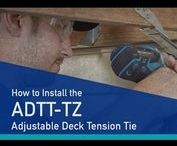 Jobsite Tips / Quick jobsite tips - don't waste time.  Get to work fast with MiTek products.