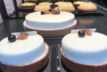 Le Marais Bakery visits Pâtisseries à Paris / Le Marais Bakery, San Francisco, visits some of the best pâtisseries and bakeries in Montpellier and Paris. Pastries, bread, chocolates and croissants.