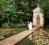 Dream Wedding Locations / What's the perfect place to have a wedding? This is it.