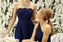 Bridesmaid Dresses / Bridesmaid dresses in every style and colour