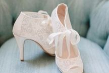 Bridal Shoes / Comfortable but beautiful, sexy and sweet all at the same time