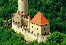 Travelling / Cestování / hrady a zámky, ostatní