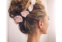 Hair styles  / You should definitely try these beautiful hairstyles !! For everyday, weddings and other occasions
