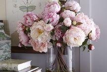 Flower power / smells good....