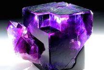 Minerals / Minerály