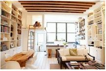 Homespiration / Things I like & inspiration for decorating.