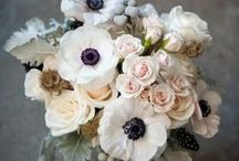 All White Bouquets / White bouquets from designers around the world.