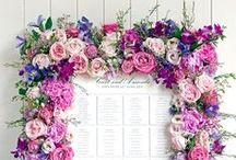 Pretty Floral Looks / by Kristen Janes | Kio Kreations