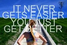 Fitness Inspiration / Running, Fitness, Healthy Eating, Weight Loss / by EllaSole