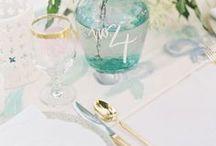 Beautiful Wedding Ideas / Stunning, Classic and Beautiful Wedding Inspiration. / by Eva Lagudi-Devereux
