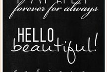 Freebies and Fonts