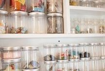 Organization + Cleaning