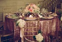 Fairytale Wedding / The inspiration board I used for my own wedding! / by Lauren Anderson