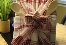 """Creative Gift  Ideas / """"gifting""""... something unique or special, for someone special! / by Margie """"T""""...for TIME spent on Pinterest!!!"""