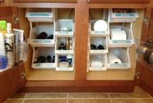 """Clever Tips & Ideas!!! / wish I thought of that!!! / by Margie """"T""""...for TIME spent on Pinterest!!!"""