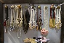 """Jewelry Box ideas !!! / by Margie """"T""""...for TIME spent on Pinterest!!!"""
