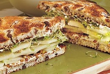 """Specialty """"sammies """" / by Margie """"T""""...for TIME spent on Pinterest!!!"""