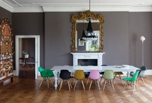 Dining rooms/Salles à manger/Comedores / by Mercedes Interiors