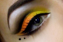 MAKEUP and much more / Nail color, eye makeup / by Elizabeth Trotter
